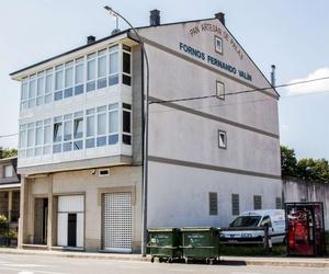 Venta de pan artesanal en Lugo