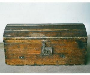 Restauración de cofre