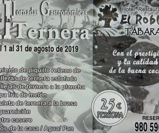 VIII JORNADAS GASTRONÓMICAS DE LA TERNERA