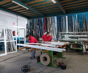 Carpintería metálica en Tuineje