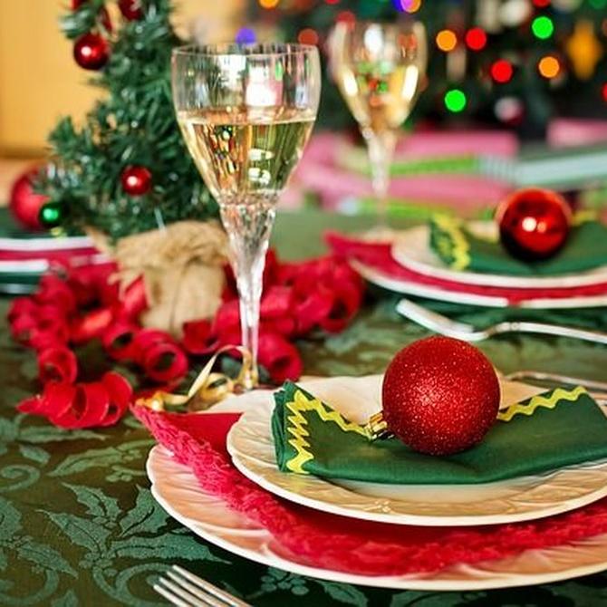 Pide un catering y disfruta de las fiestas