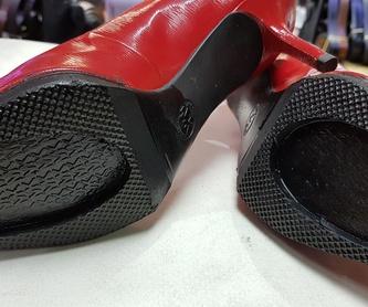 Venta de complementos para el cuidado del calzado y los pies: Servicios de EL TALLER DEL MAESTRO
