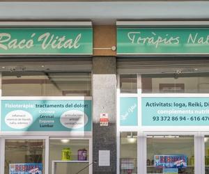 Tu centro de fisioterapia y terapia manual en  Esplugues de Llobregat, Barcelona