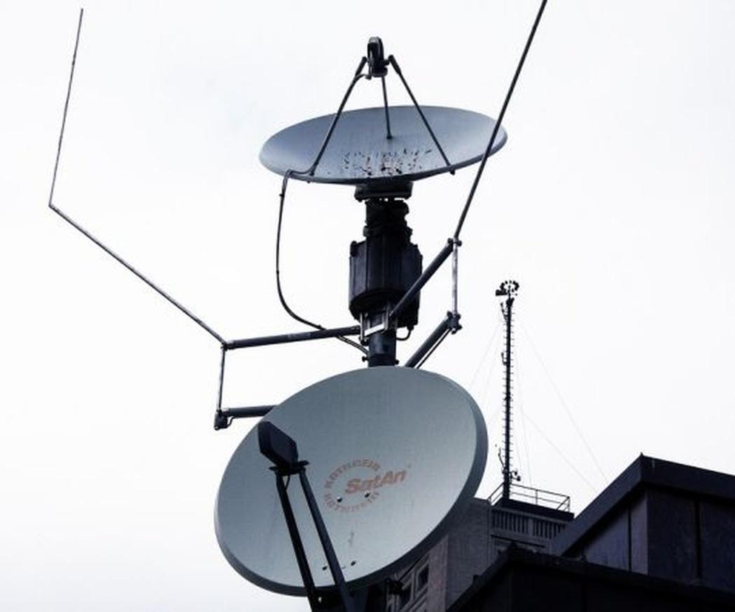 ¿Qué puedo ver con una antena parabólica?