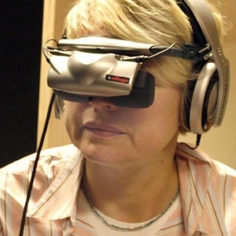 Realidad Virtual: Servicios de J. A. Pastor de Pablo - Psicólogo Clínico