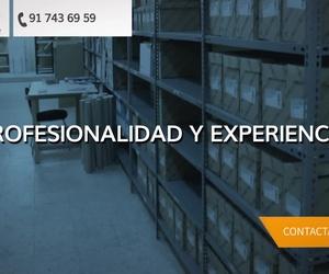 Copisterias y encuadernaciones en Madrid centro
