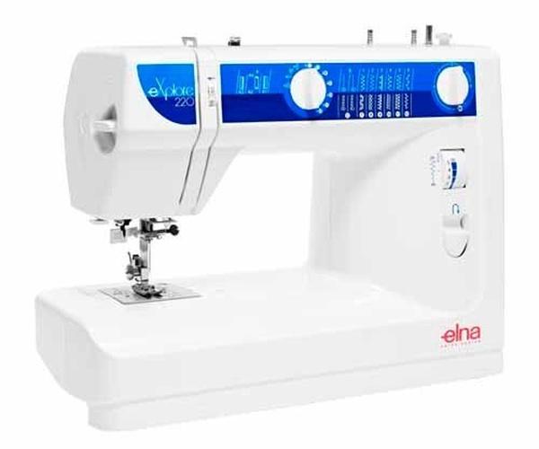 Máquina de coser Elna 220 Explore
