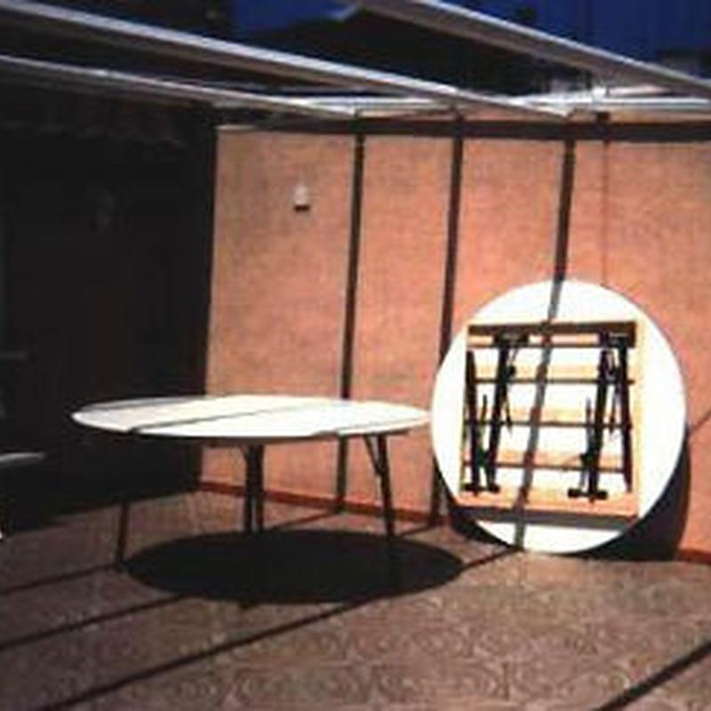 Mesas plegables: Productos de Bricolatge Martí