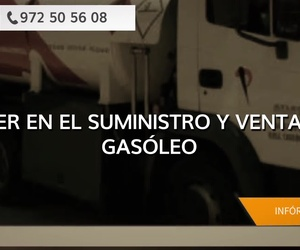 Gasóleo a domicilio en Castelló d'Empúries | Petrolis Figueres