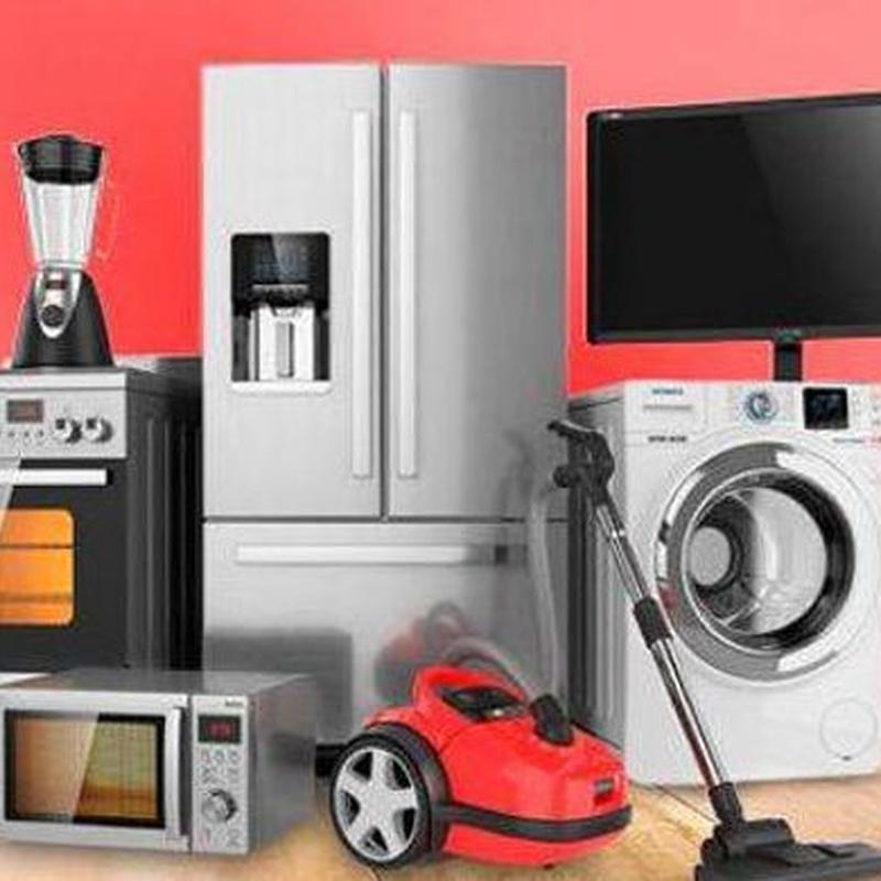 Electrodomésticos: Productos y servicios de Muebles Decoración Frontela