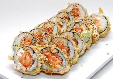 Sushi Rolls tempurizados