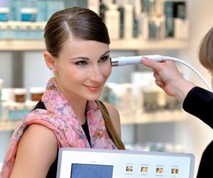 Dermo-análisis de piel y cuero cabelludo