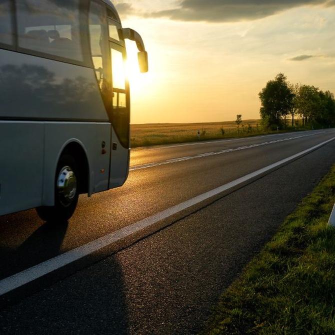 Las ventajas de tener autobuses para los invitados en tu boda