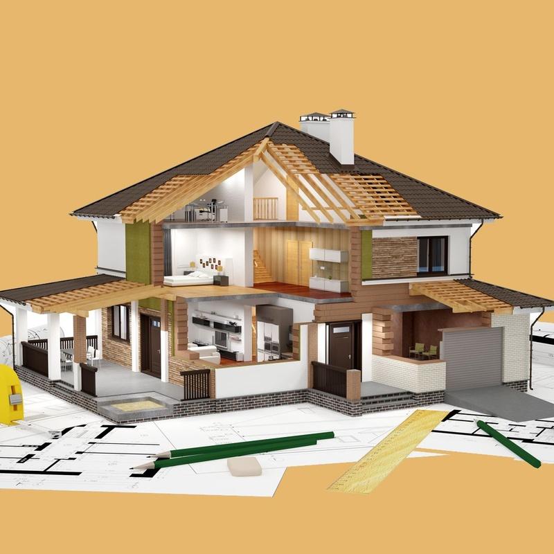 Construcción de chalet: Servicios de Construcciones José López