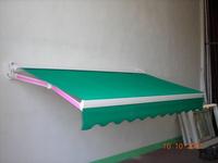 Toldos y pérgolas: Catálogo de Beda Aluminios, S.L.