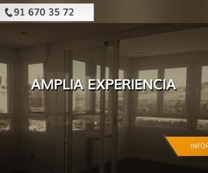 Cerramientos de ventanas en Rivas | Aluminio Rivas