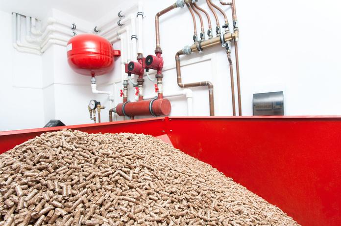 Estufas y calderas de biomasa: Servicios y productos de Clitecsa Andalucía