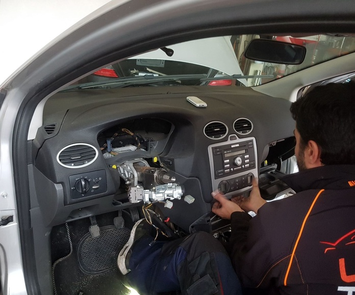Calefacción del vehículo: Servicios de Leiva Taller