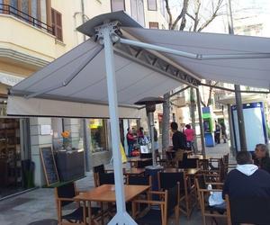 Toldos para hostelería en Mallorca