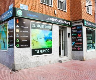 INSTALACION DE CALDERAS EN ALCALA DE HENARES