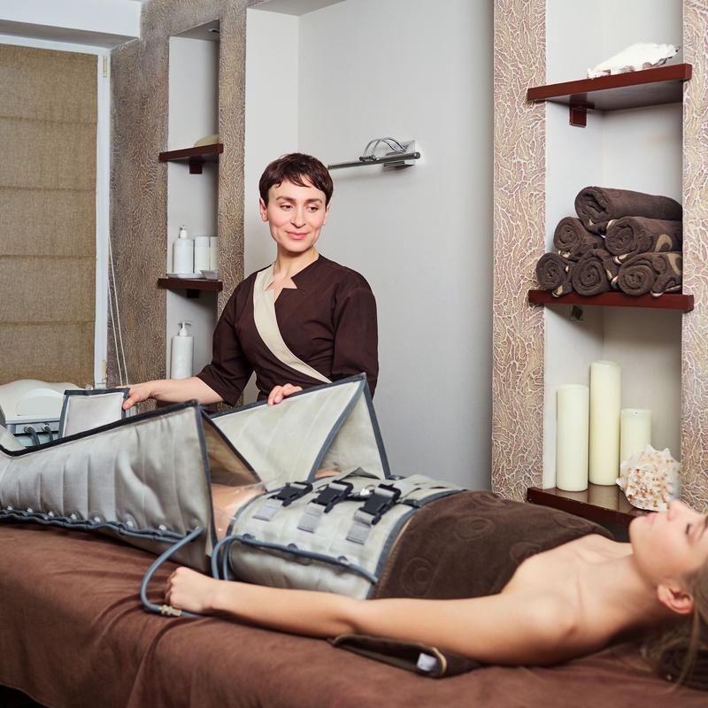 Presoterapia Ballancer: Servicios de Centro de estética Ithaka