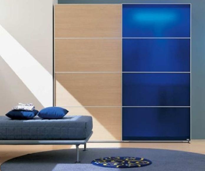 Armarios, vestidores y muebles: Productos y servicios de MQMadera Interiores