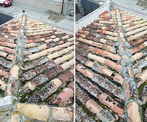 Rehabilitación de tejados viejos
