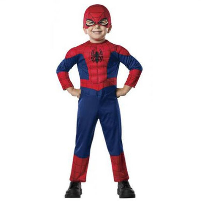Disfraz Spiderman preschool