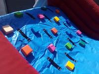 Tobogán Barco para piscinas 6x3x4M