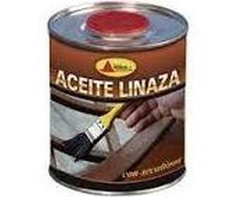 Aceite de silicona: Productos  de El Pinturas, S. L.