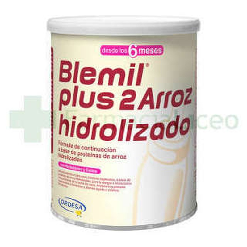 BLEMIL PLUS 2 FH BOTE 400 G: Productos y Servicios de Farmacia-Ortopedia Can Parellada