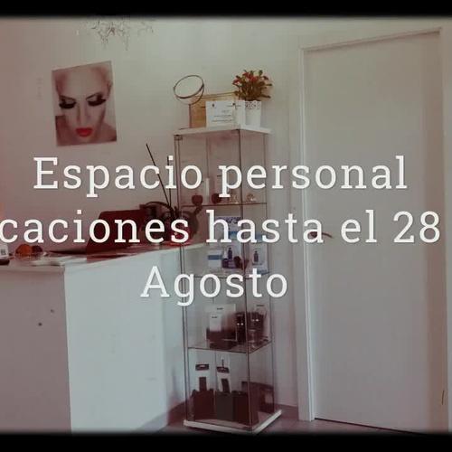 Centro de estética Valdemoro - Espacio Personal