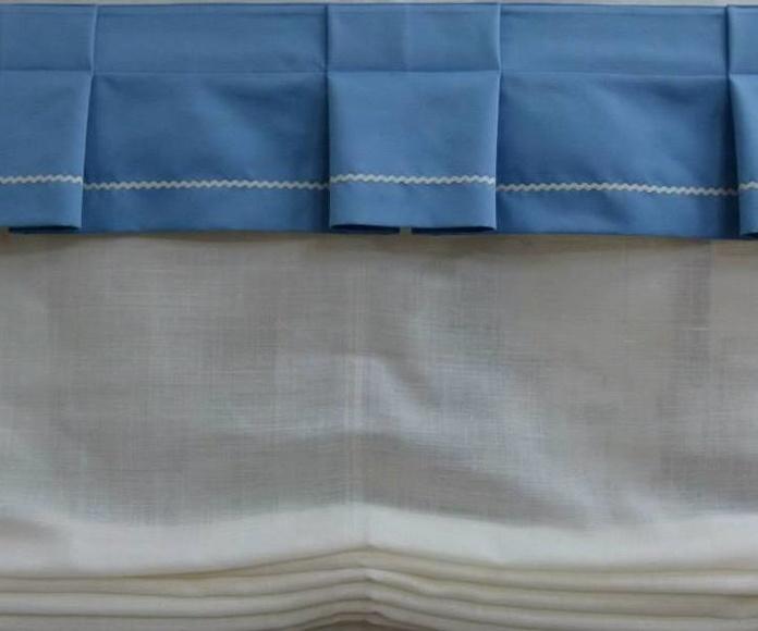 Confección de cortinas: Servicios de Paquita & Olga Decoración
