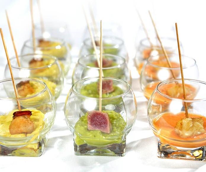 Catering para empresas: Servicios de catering de Catering Ondarreta