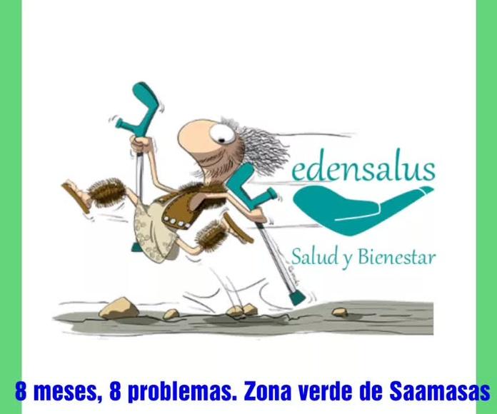 Accesibilidad Zona Verde en As Saamasas