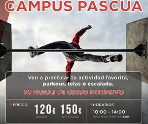 Campus de Parkour Pascua