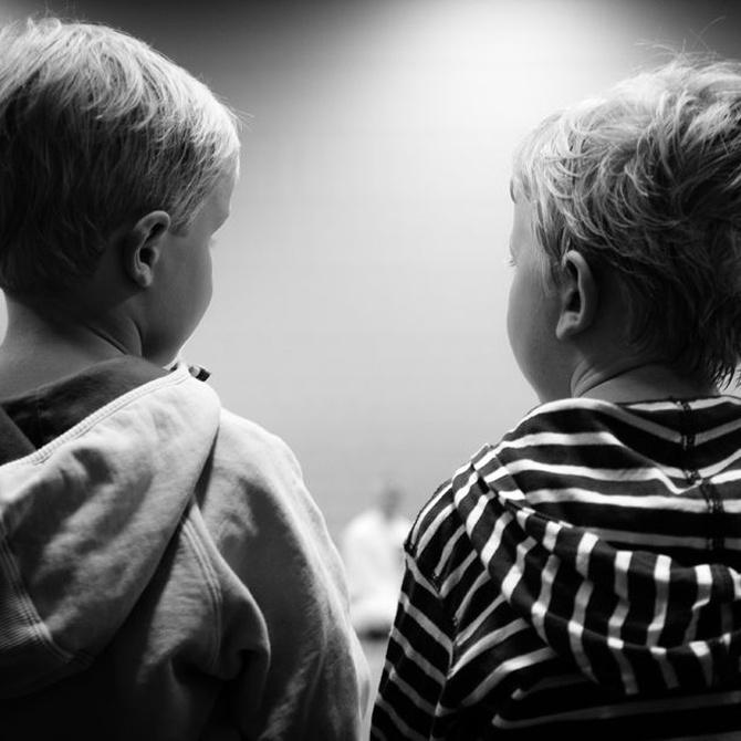 El problema de los niños abusones