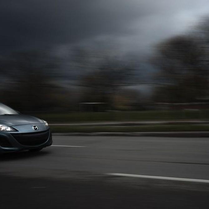 Cuidado con los problemas de visión nocturna a la hora de conducir