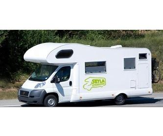 Alquiler: Alquiler, venta  y servicios de Autocaravanas Seyla