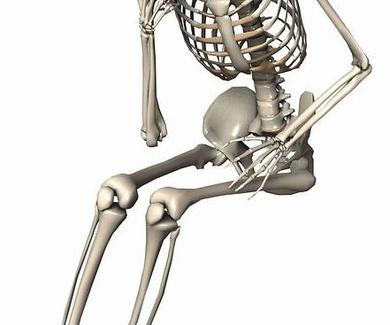 Crean huesos artificiales impresos en 3-D para reparar fracturas
