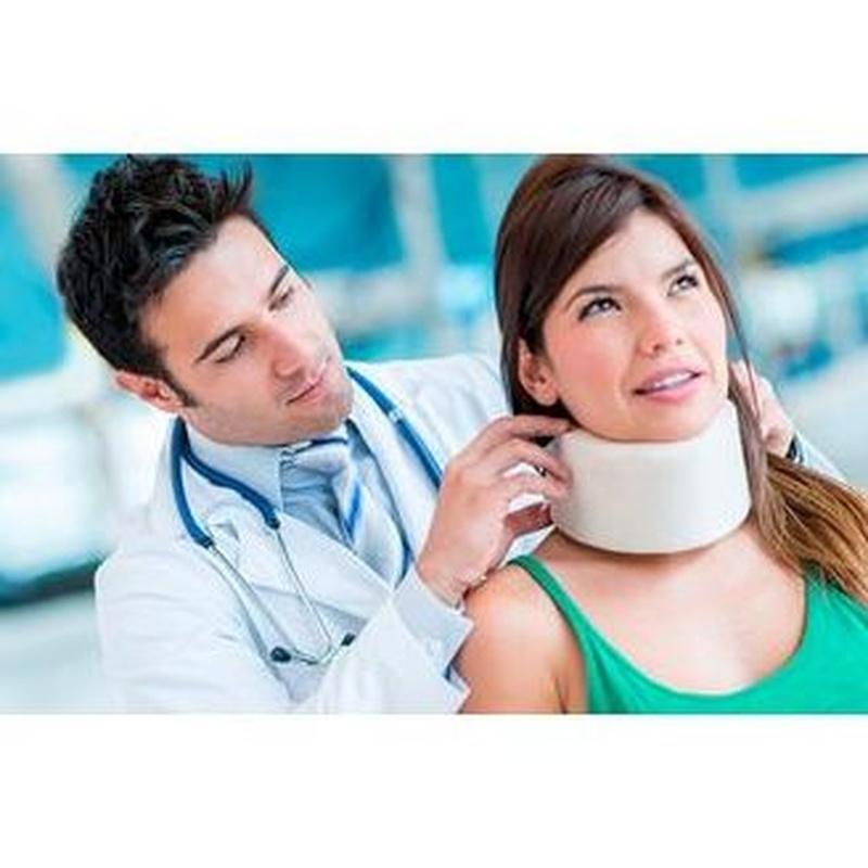 Recuperación de Accidentes Traumáticos: Productos y Servicios de Clínica Afyr