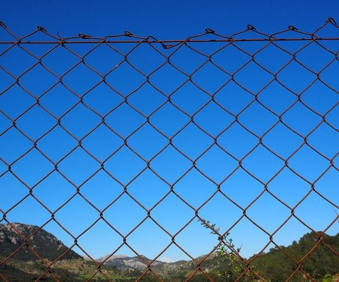 Alambradas: Servicios de Cerramientos Pascual