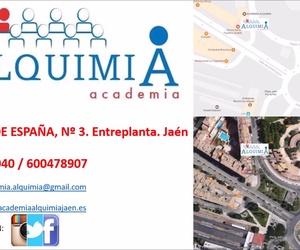 Centro de estudios universitarios Jaén - Alquimia