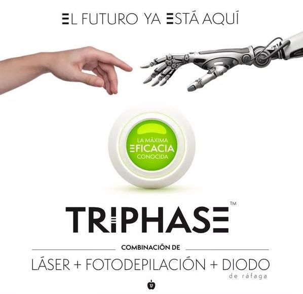 Depilación Triphase: Nuestros Servicios de Centro de Belleza Mª Ángeles