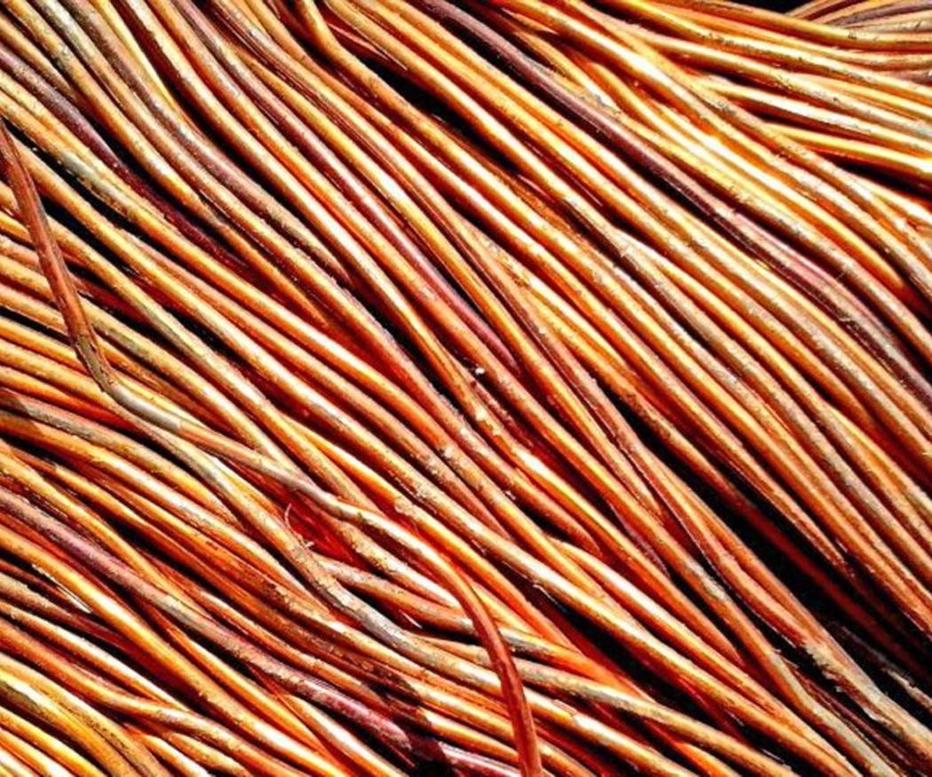 ¿Qué es el cobre electrolítico?