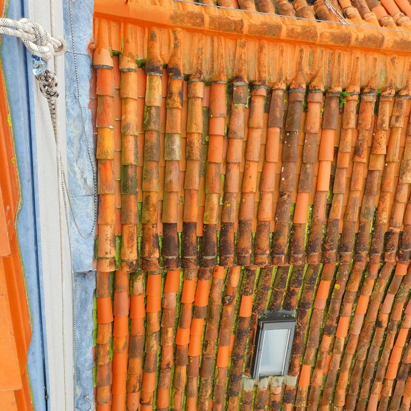 Impermeabilizacion y reparación tejados árabes