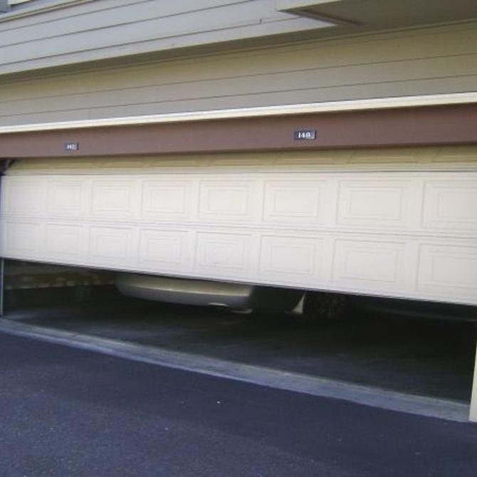 Ventajas de instalar una puerta automática en el garaje