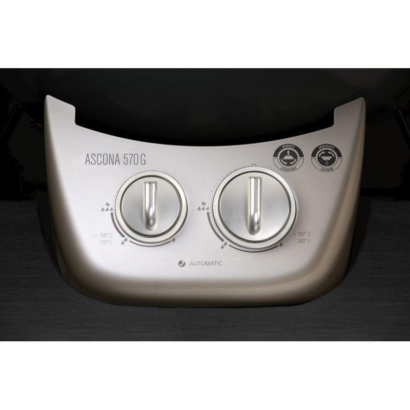 Barbacoa gas Ascona 570 G: Productos de Mk Toldos