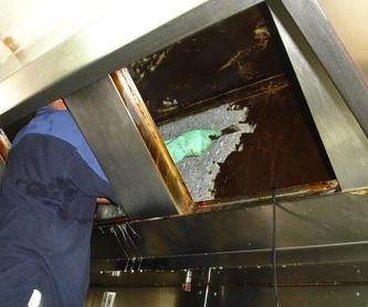 Limpieza por ultrasonidos: Servicios de Limpiezas Kodi