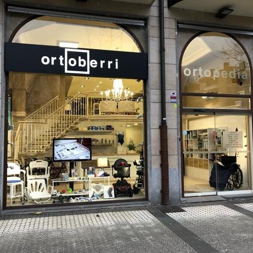 Tienda de ortopediaen San Sebastián